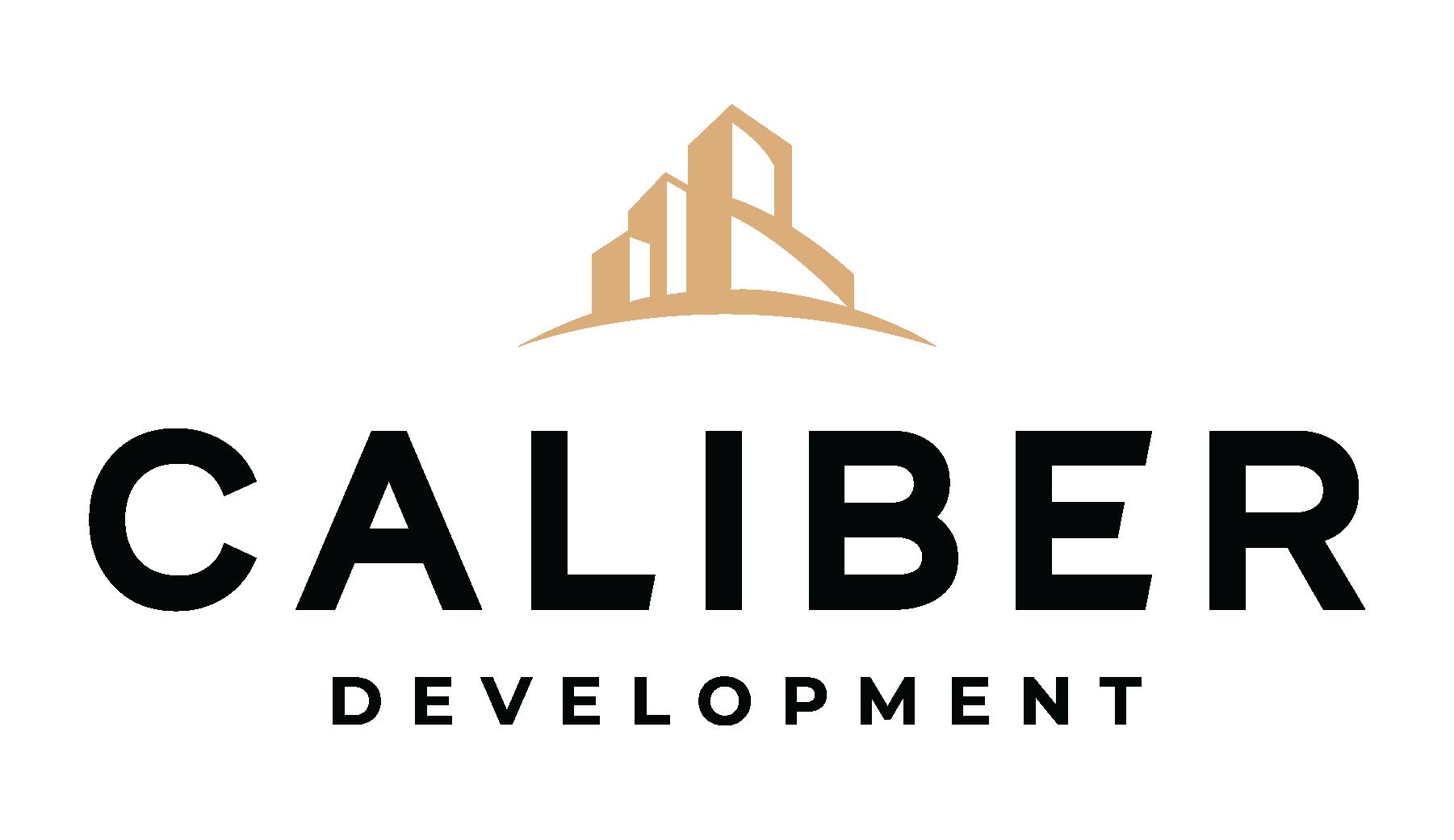 Caliber-Development-MAIN-LOGO-COLOR-GOLD-AND-BLACK-RGB